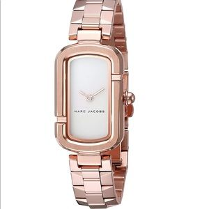 Brand new! Marc Jacobs The Jacobs rose gold watch